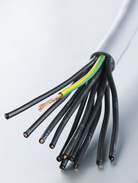 Обжимка кабеля (провода) телевизора