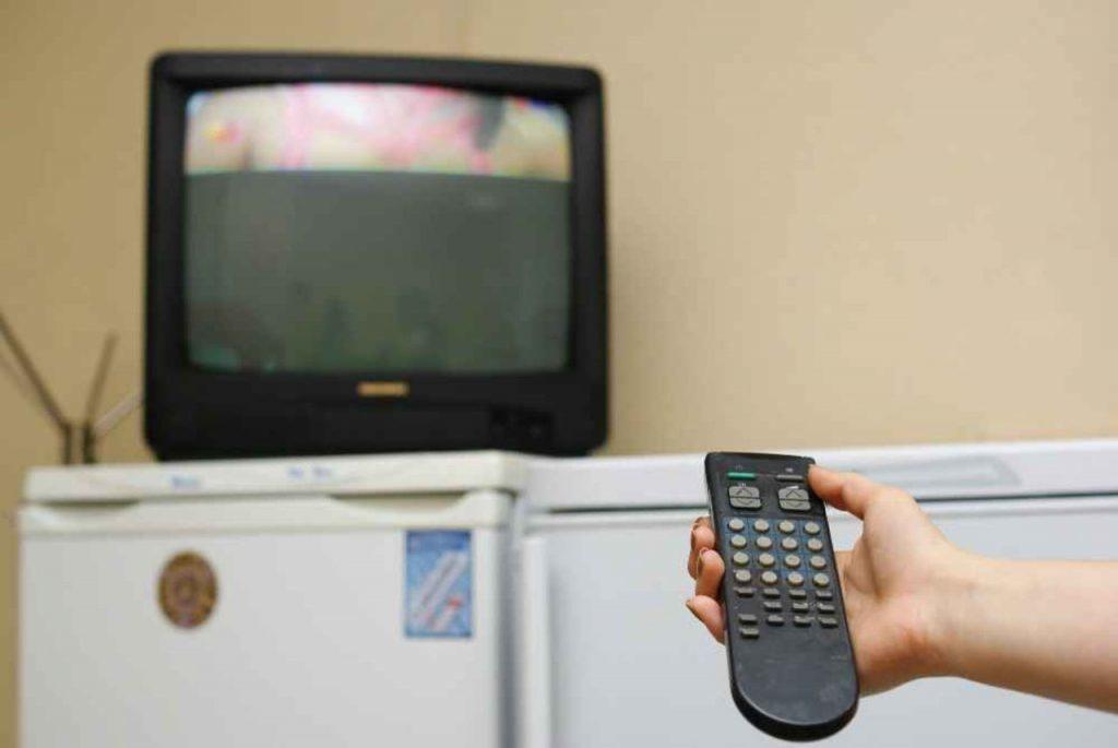 помехи на телевизоре, проблемы с изображение