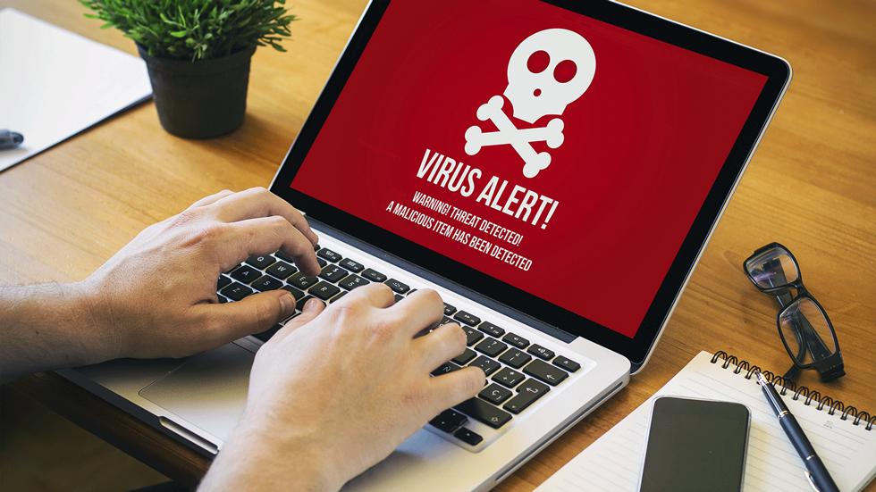вирусы на ноутбуке