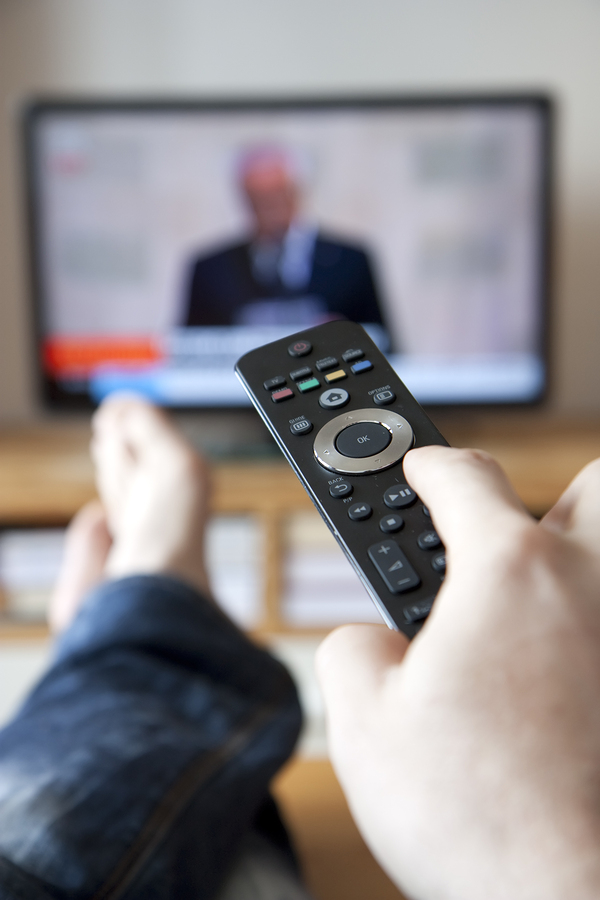 настройка каналов телевизора через пульт