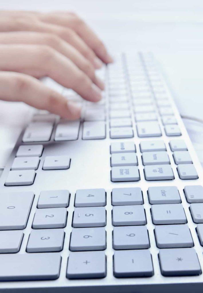 не печатает клавиатура на компьютере