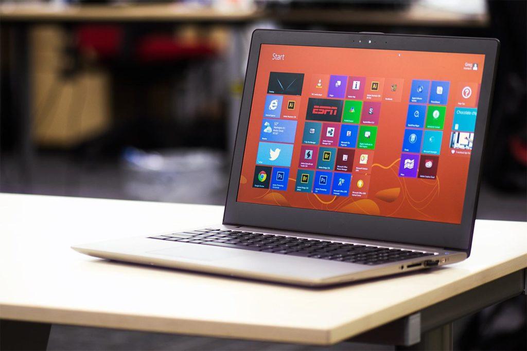 ноутбук на windows 7,8,10