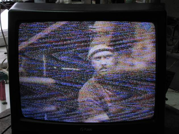 проблемы с изображением на телевизоре полосы