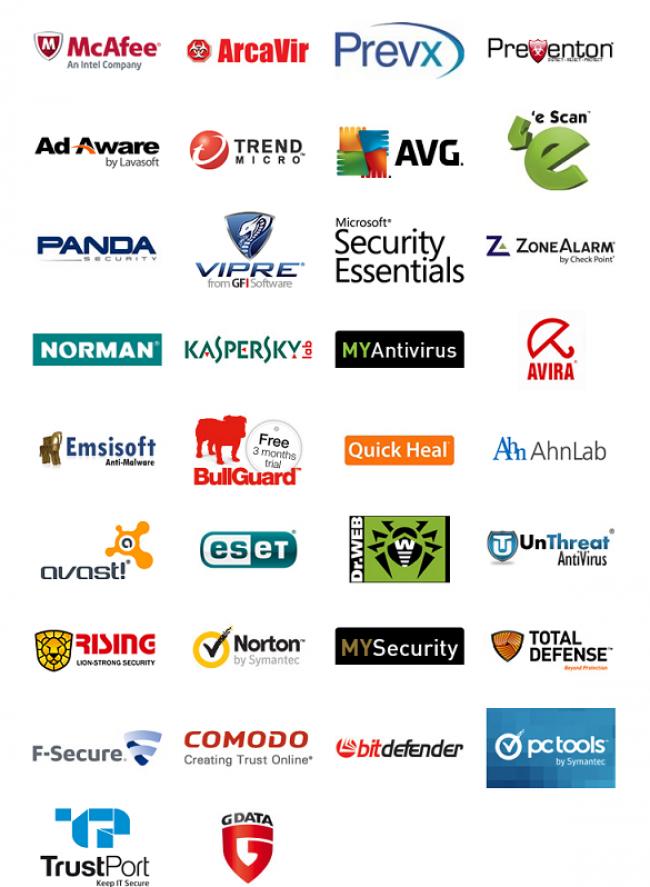 антивирусы программы для поиска и чистки от вирусов на ноутбуке